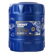 5W-30 20 Liter MANNOL ENERGY PREMIUM MOTORÖL BMW LL-04 MB 229.51 GM DEXOS2 API