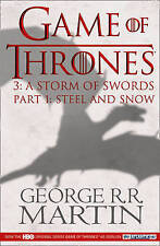 A Game of Thrones: A Storm of Swords Part 1 (A Song of Ice and Fire), Martin, Ge