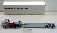DTE W GERMANY CONRAD 1:50 SCALE INTERNATIONAL 5600 I LOW BOY TRANSPORT TRUCK NIB