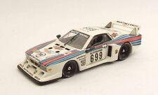 Best MODEL 9466 - Lancia Beta N°699 Tour d'Italie - 1980 Martini  1/43