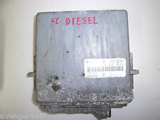 land rover freelander di motor bosch desiel ecu unit part nr. msb101071 (32a)