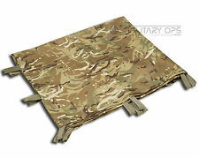 BRITISH ARMY MTP MULTICAM WATERPROOF NYLON BASHA RAIN COVER