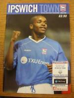 18/01/2003 Ipswich Town v Preston North End  (No Apparent Faults)