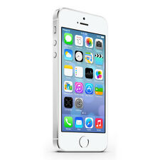 Apple iPhone 5S Unlocked International GSM & CDMA Smartphone - Silver (White)