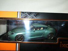 Ixo Models 1/43 Aston Martin V12 Vanquish Zagato 2016 Verde Metallizzato modelli
