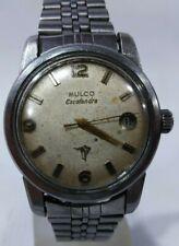 Mulco Escafandra Super Compressor Automatic Submariner Vintage diver watch rare