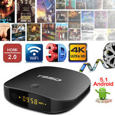 T95D RK3229 Android 6.0 Smart TV Box RK3229 Quad Core WiFi 4K HD Media Player GY