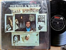EXOTICA LIBRARY JAZZ INSTRUMENTAL LP: THERE'S A WHOLE LALO SCHIFRIN GOIN' ON Dot