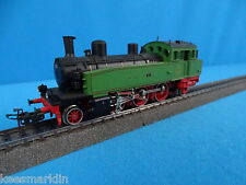 Marklin 3312  K. W. Sts. E. Tender Locomotive Württemberg green 1206