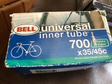 Bell Standard Universal Bicycle Inner Tube With Presta Value 700cx35/45c New