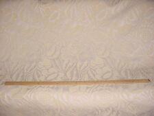 12-3/4Y Scalamandre 26755 Bossa Nova Wool Damask Brocatelle Upholstery Fabric