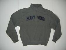 JanSport MARYWOOD UNIVERSITY Gray Scranton COLLEGE SWEATSHIRT School Sz Men's M