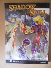 SHADOW SKILL n°1 2009 Gp Zodiac n°1 edizione GP Manga    [G477]