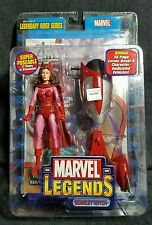 NIB MISB SEALED TOY BIZ MARVEL LEGENDS Riders Scarlet Witch Action Figure AG/SHD