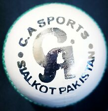 Ca Sports Cricket Leather Hard Ball 5.5 oz T20 World Cup top quality handsewn
