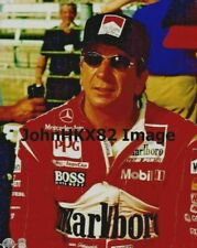 2X INDY 500 WINNER EMERSON FITTIPALDI OFFICIAL PHOTO - MARLBORO/PENSKE RACING