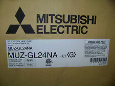 Mitsubishi Electric Split-System Heat Pump 208/230V 60Hz R410A 24kBTU MUZ-GL24NA