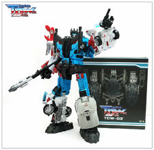 Transformers TDW TCW02 Upgrade kit for IDW Defensor New In Stock