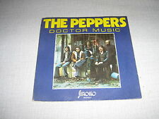 THE PEPPERS 45 TOURS FRANCE DOCTOR MUSIC