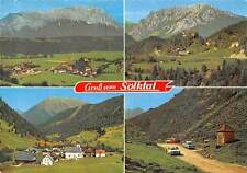 Austria Stein a.d. Enns geg. Grimming 2351 m Soelk, Kammspitze, St. Nikolai