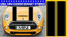 MINI/ MINI ONE/ MINI COOPER BONNET STRIPES CAR VINYL GRAPHICS/ DECALS STICKERS