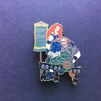 DSF - Happy Father's Day 2013 - Brave Surprise Pin LE 300 Disney Pin 96883