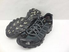 The North Face Mens Ultra 109 GTX Gray Athletic Support Trail Hiking Shoe 8