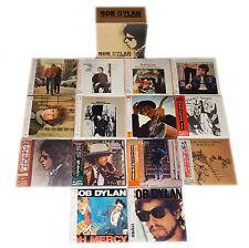 Bob Dylan - 14 Mini LP CD Japan 2004 + BOX VERY RARE OOP COMPLETE!!