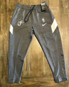 Nike NBA Miami Heat Therma Flex Warm Up Pants Team Issued Sz XL NEW*AV0847-032