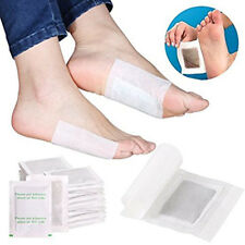 10 Pack Detox Foot Patch Pads Feet Patches Remove Body Toxins Weight Loss UK