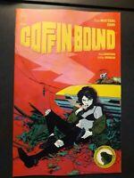 COFFIN BOUND #1 NEW HOT IMAGE COMIC BOOK NM First Print 2019 Dan Watters Dani