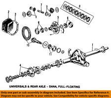 FORD OEM E-350 Econoline Club Wagon Rear Differential-Pinion Gear Kit D7TZ4215C