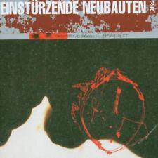 EINSTÜRZENDE NEUBAUTEN - ZEICHNUNGEN DES PATIENTEN O.T.  CD NEU