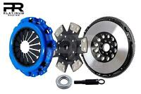 STAGE 3 CLUTCH KIT+LITE FLYWHEEL fits INFINITI G35 NISSAN 350Z 3.5L VQ35DE