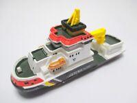 Buque Modelo Arkona Guardia Costera 11CM Polyresin Ship Collector