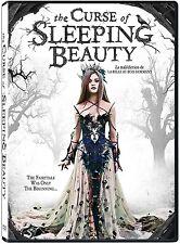 The Curse of Sleeping Beauty (DVD) Ethan Peck, Natalie Hall NEW
