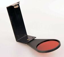 Durst M670 Rot-Filter + Filter-Halter. für Format 6X7cm. 10595