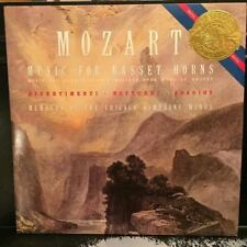 Mozart: Music for Basset Horns : Members Of The Chicago Symphony Winds