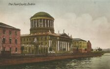 DUBLIN – The Four Courts – Ireland
