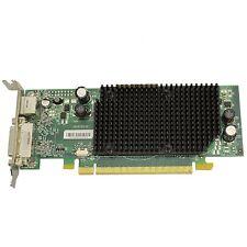 Dell ATI Radeon HD 2400 PRO 256MB PCI-e DVI Low Profile Video Card YP477 XX347