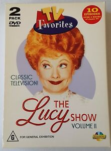 The Lucy Show : Vol 2 DVD 2-Disc Set