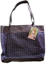 Taylor Swift - Wonderstruck Tote Bag - Purple & Black Tweed - NEW - HTF