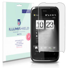 iLLumiShield Matte Screen Protector w Anti-Glare/Print 3x for HTC Touch Pro2