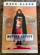 Mother Aegypt And Other Stories Kage Baker 1st trade Hc fine Signed Oop