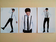 EXO Official Goods Miracles in December Postcard Post Card - Kris (3 pcs)