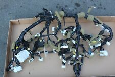 2008-2009 INFINITI G37 COUPE DASHBOARD WIRE HARNESS X2020