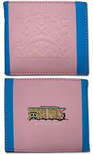 One Piece Chopper Pirate Symbol Bifold Wallet NEW