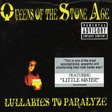 Lullabies to Paralyze [Germany Bonus Track] [PA] by Queens of the Stone Age (CD)