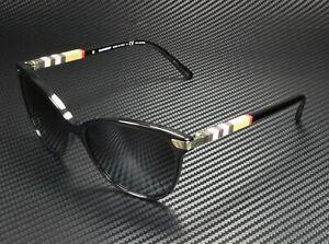 BURBERRY BE4216 3001T3 Black Polarized Grey Gradient 57 mm Women's Sunglasses