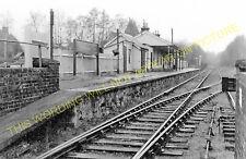 Horsmonden Railway Station Photo. Paddock Wood - Goudhurst. Hawkhurst Line (1)